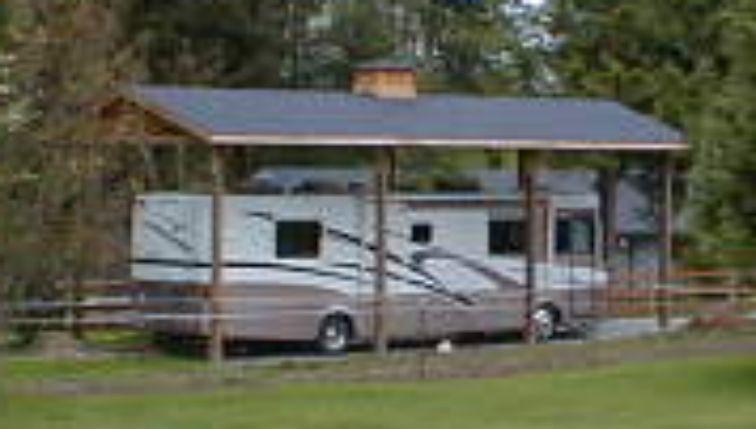 motorhome carport plans