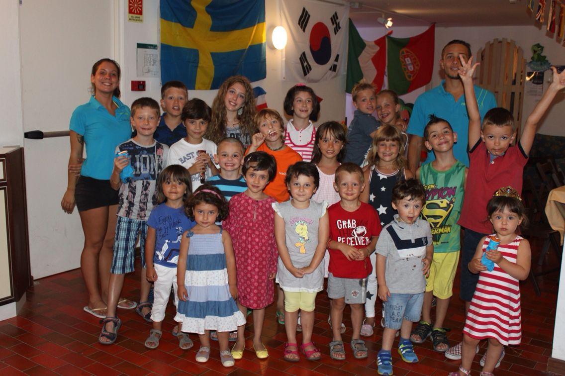 "Miniclub - junior club ""Pizza Party"""