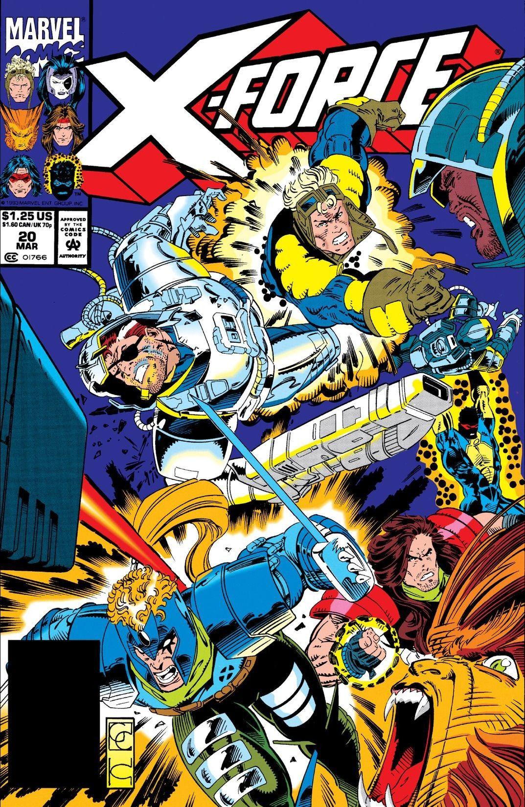 XForce 20 Cover Art Greg Capullo Comics, X force, Marvel