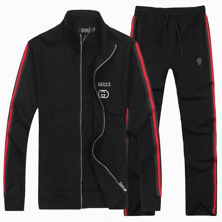 49b72d80da7 NEW Gucci Tracksuit For Men-16, Replica Clothing | buy in 2019 ...