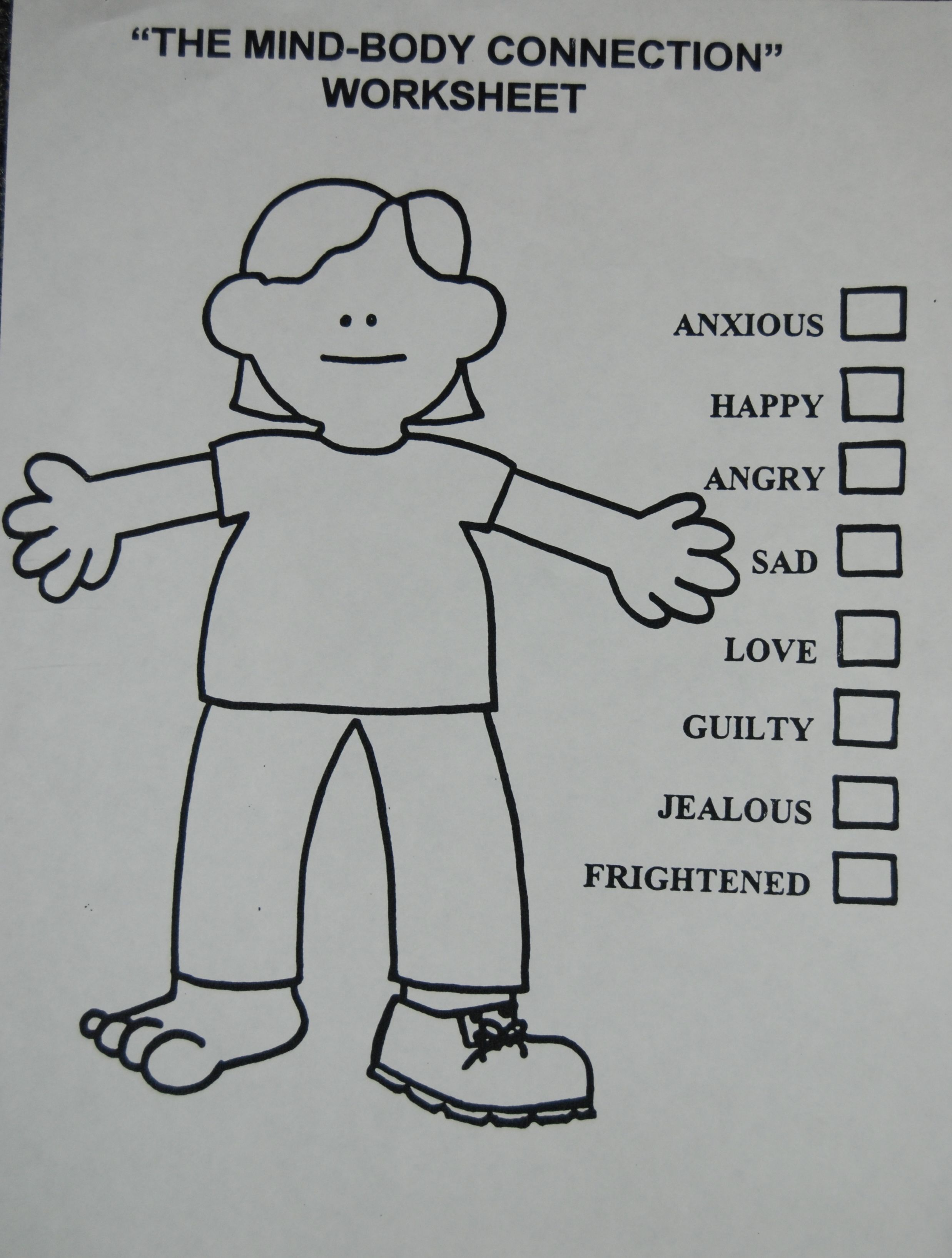 Playful Activities Kids Learn Feelings Kid