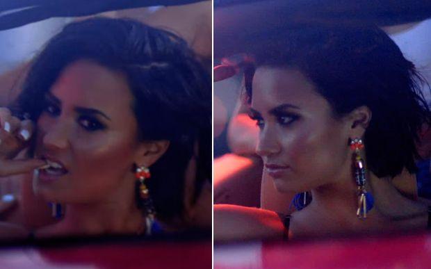 Copie os makes lin-dos de Demi Lovato em Cool For The Summer - Beleza - CAPRICHO