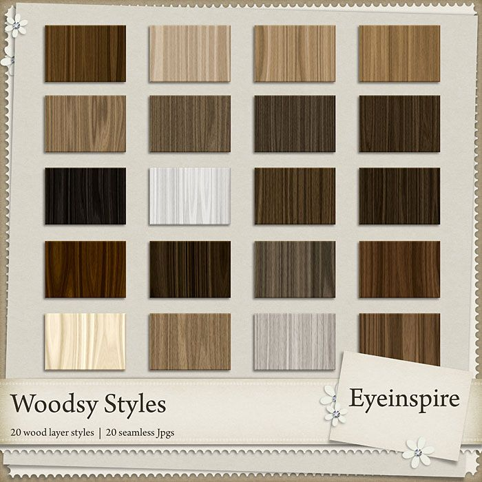 Gorgeous beautiful designer wood layer styles makes creating realistic woods in 20 different wood styles u0026 colors! Just one click and turn any ofu2026 & Gorgeous beautiful designer wood layer styles makes creating ... pezcame.com