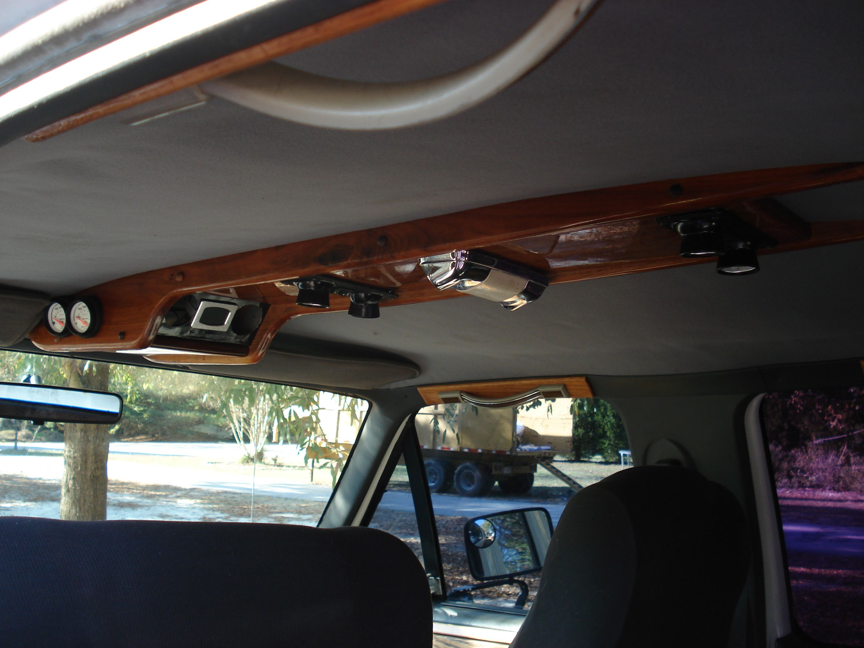1992 Ford C 350 Centurion Conversions Overhead Console And Extra