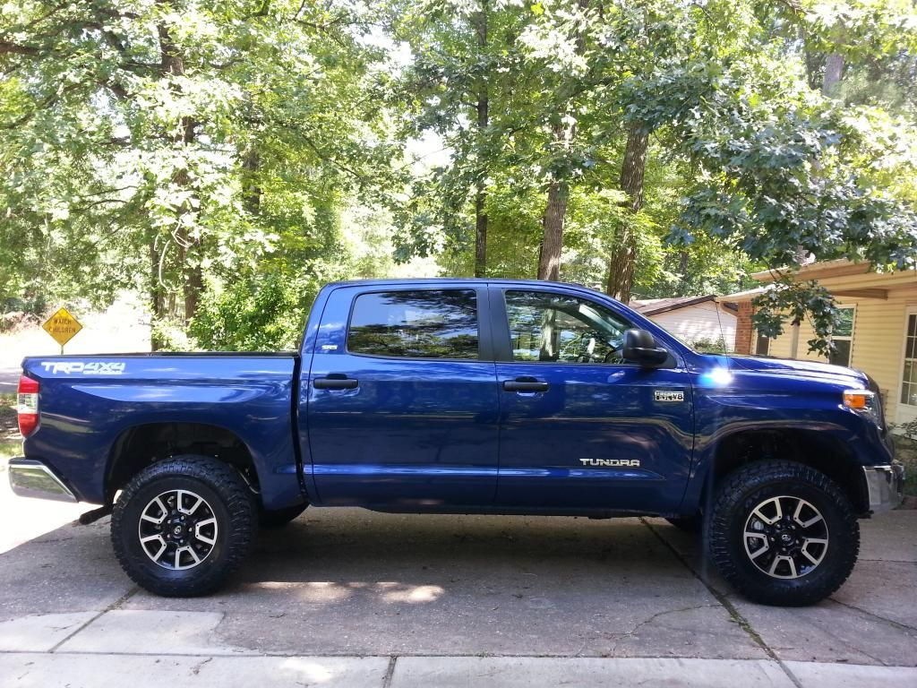 Bds 4 5 inch lift 35 s toyota pinterest toyota tundra toyota and toyota tundra forum