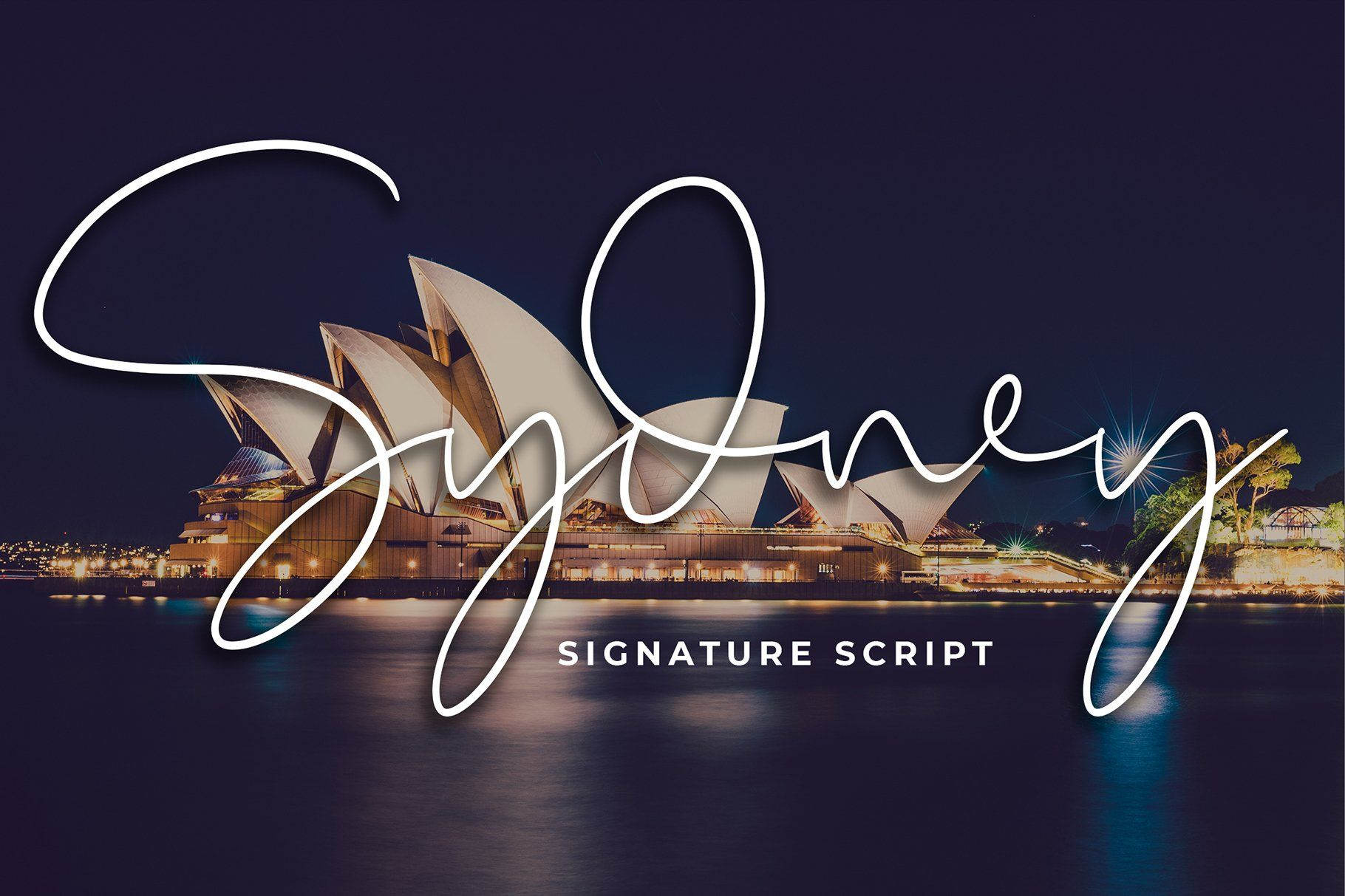Sydney Signature Script Font Script Fonts Signature Fonts Photography Watermark [ 1213 x 1820 Pixel ]