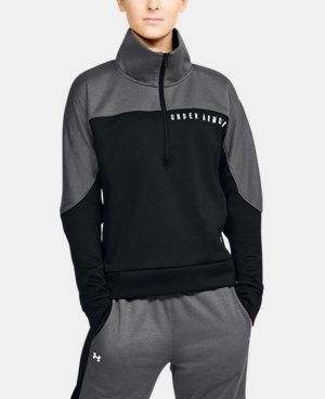 Photo of Women's UA RECOVER™ Knit ½ Zip | Under Armour US