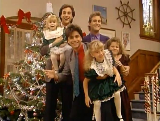 Full House Full House Full House Seasons Christmas Tv Shows