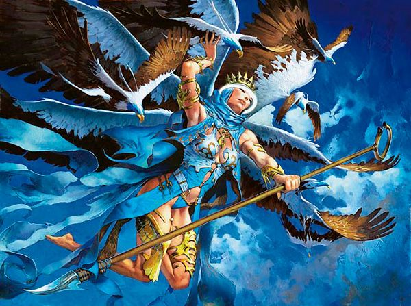 Image result for emeria angel art mtg