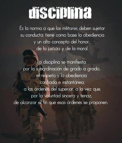 Valores Militares Frases Motivadoras Militar Obediencia Frases el el día de la mujer. valores militares frases motivadoras