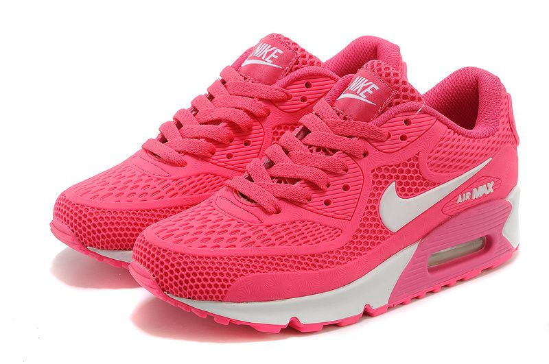 girls nike air max pink