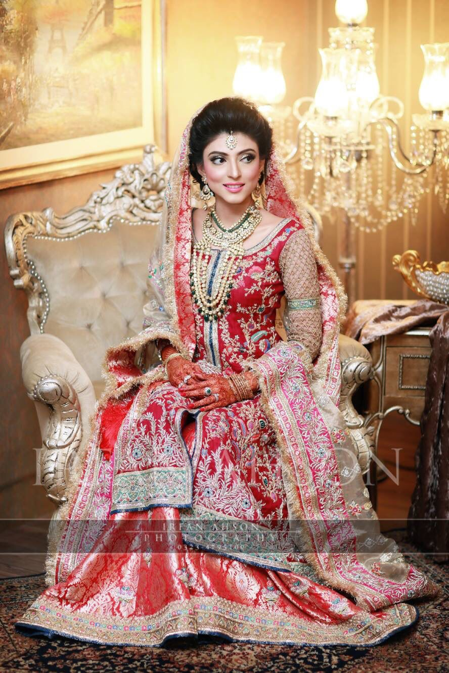 Pakistani bride | dresses for asma | Pinterest