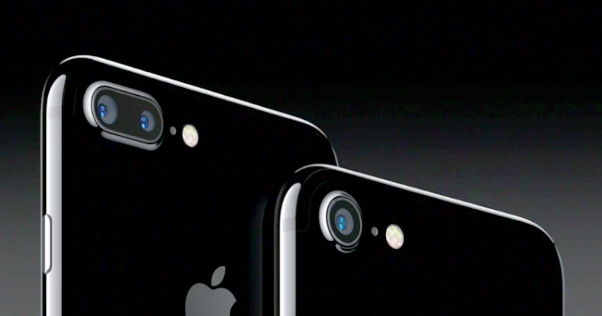 Iphone 7 And 7 Plus Announced Dual Cameras For Zoom And Bokeh Iphone 7 Camera New Iphone Ios 10