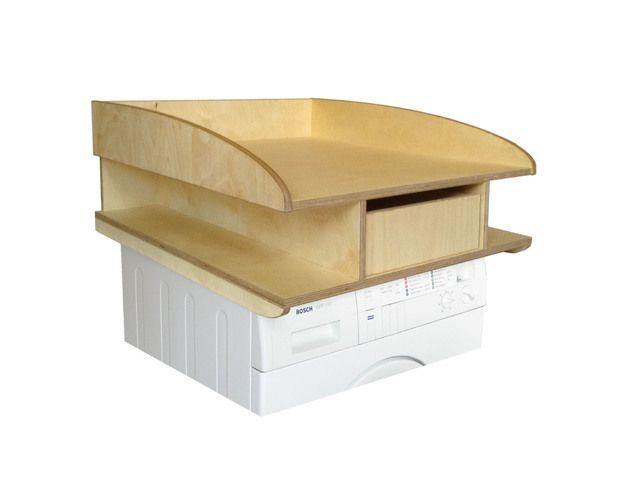 wickelaufs tze wickelaufsatz sumo schublade waschmaschine ein designerst ck von kindundraum. Black Bedroom Furniture Sets. Home Design Ideas