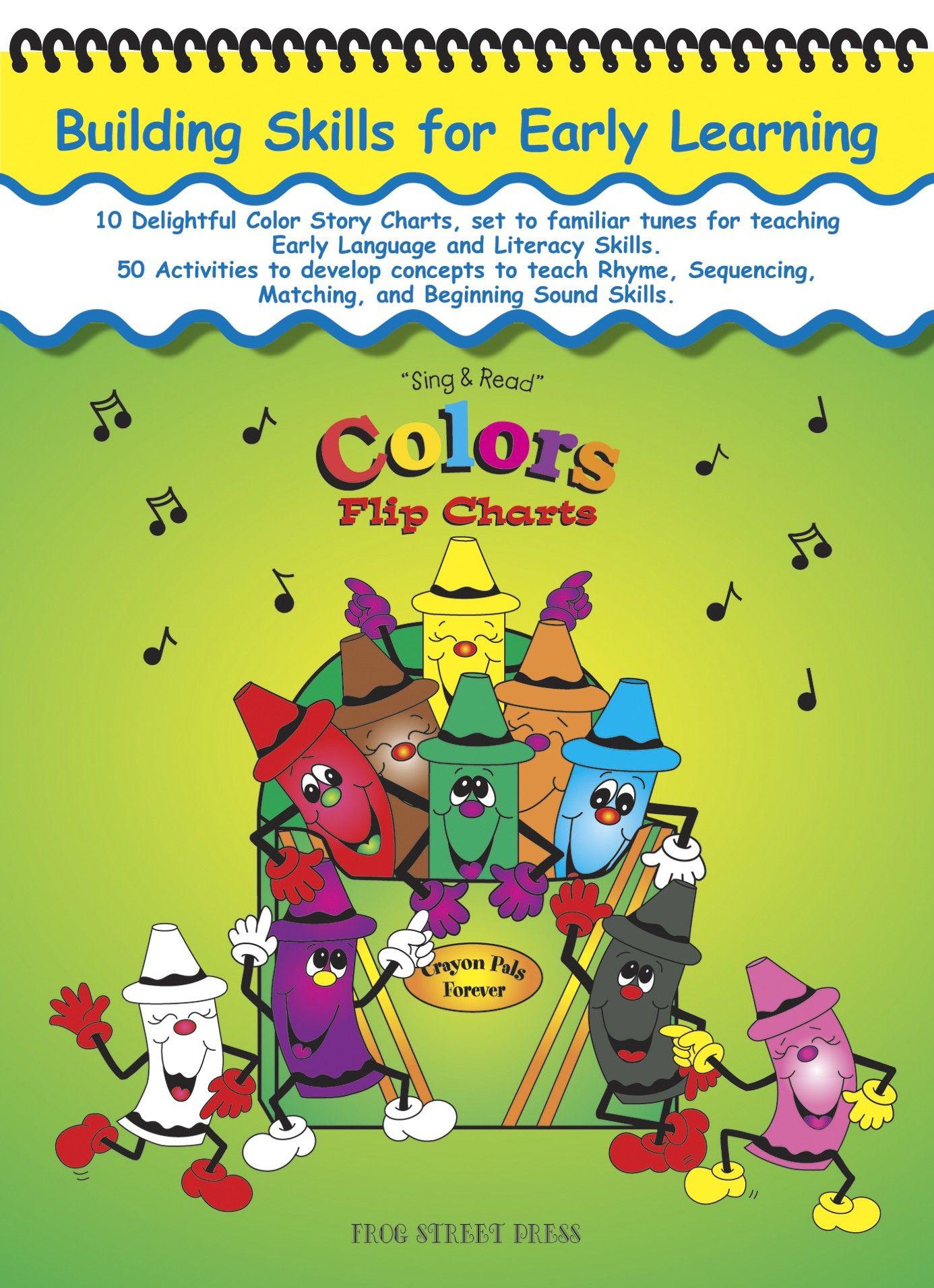 Color Flip Chart