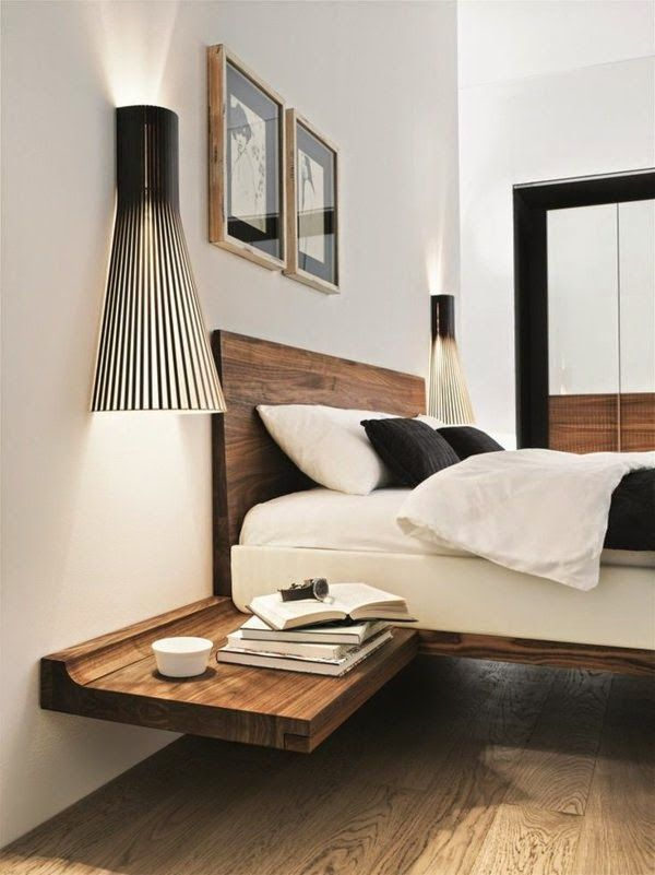 Inspiration and Ideas Nightstands, Bedrooms and Modern