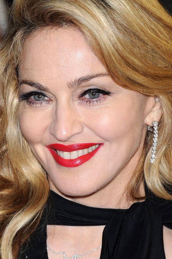 Madonna oxygen facial