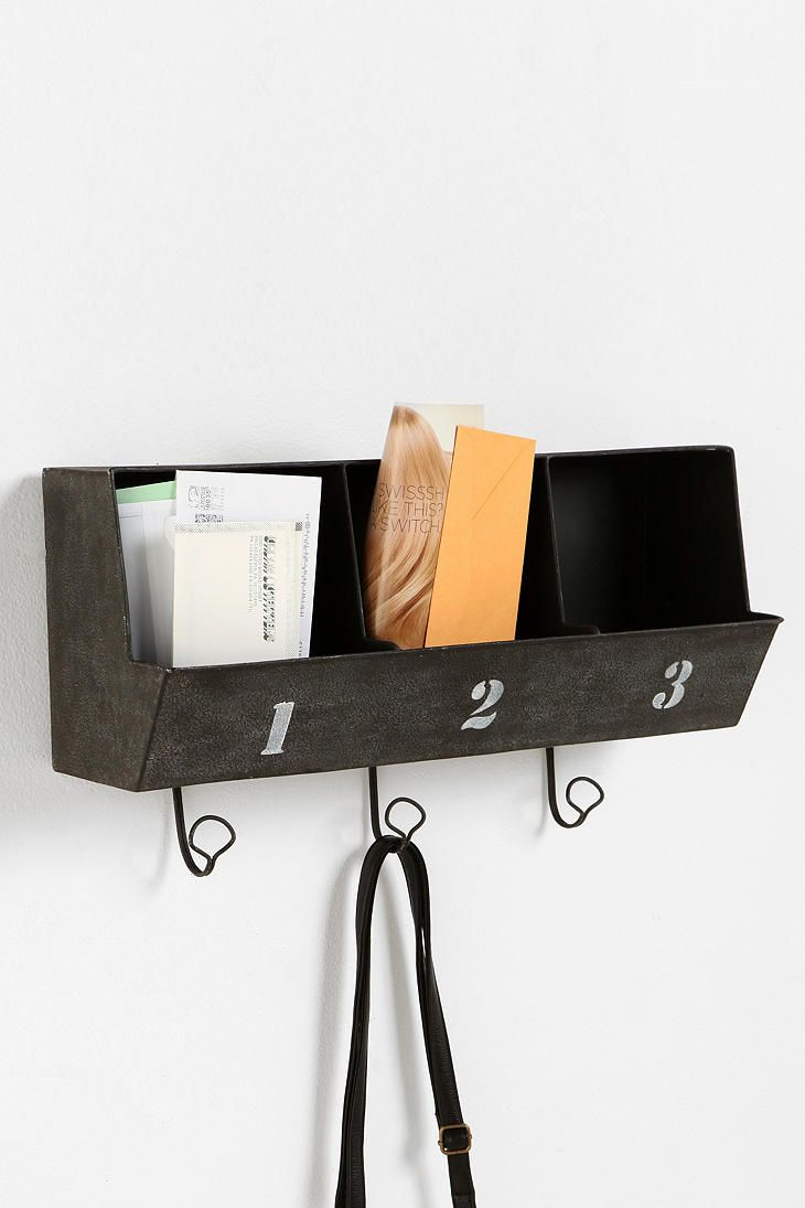 """1-2-3 Wall Bin :: $79.00, Now $34.99 