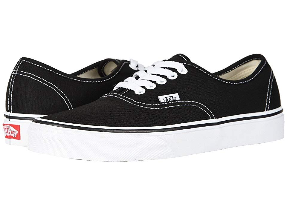 271bd96ea6a Vans Authentictm Core Classics (Black) Skate Shoes. With roots firmly  entrenched in So