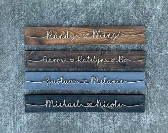 Custom Home Date Sign / Pallet Sign / Rustic Wood Sign / Established Sign / Wall Art / Custom Wood Sign / Home Decor / Realtor gift