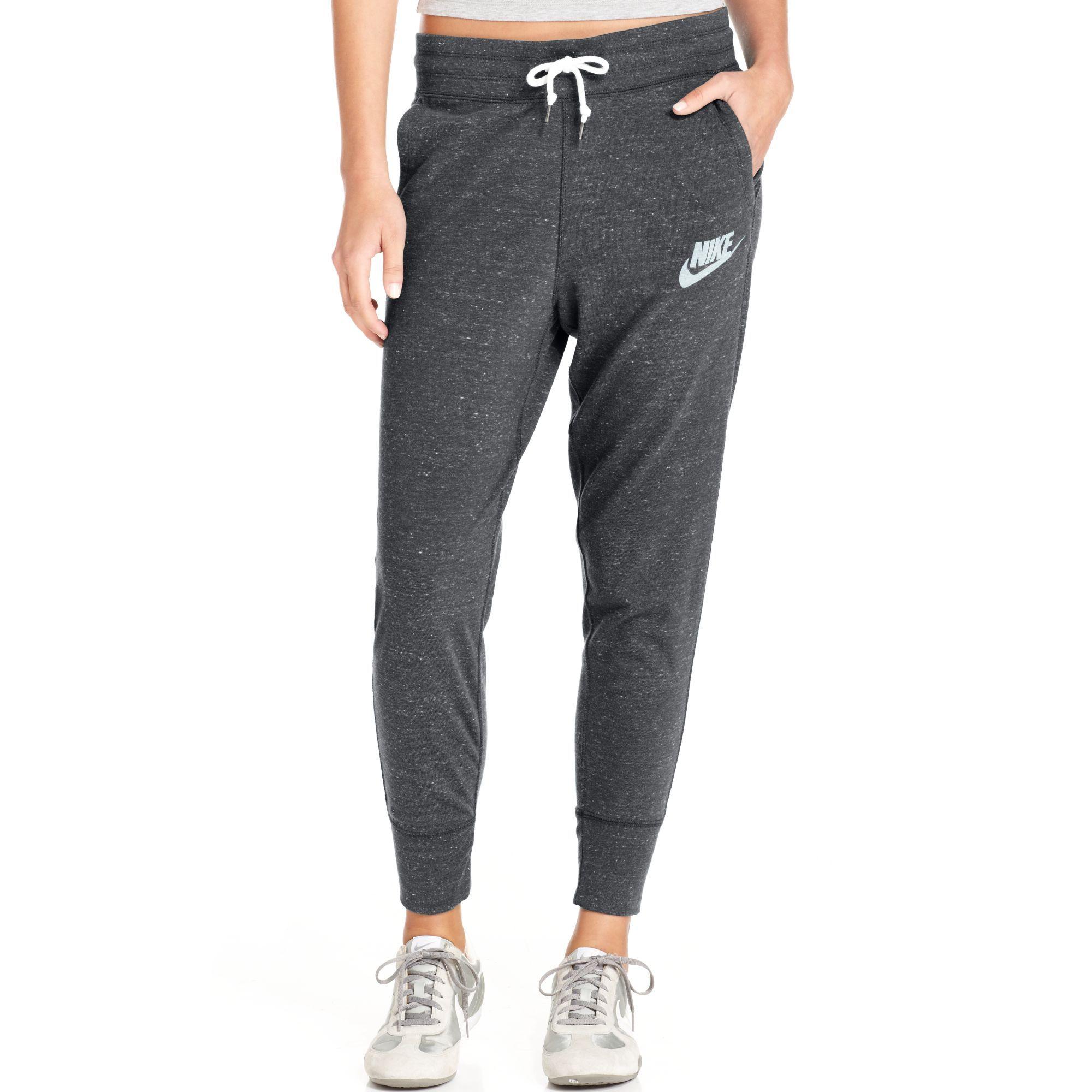 nike-dark-grey-gym-vintage-sweatpants