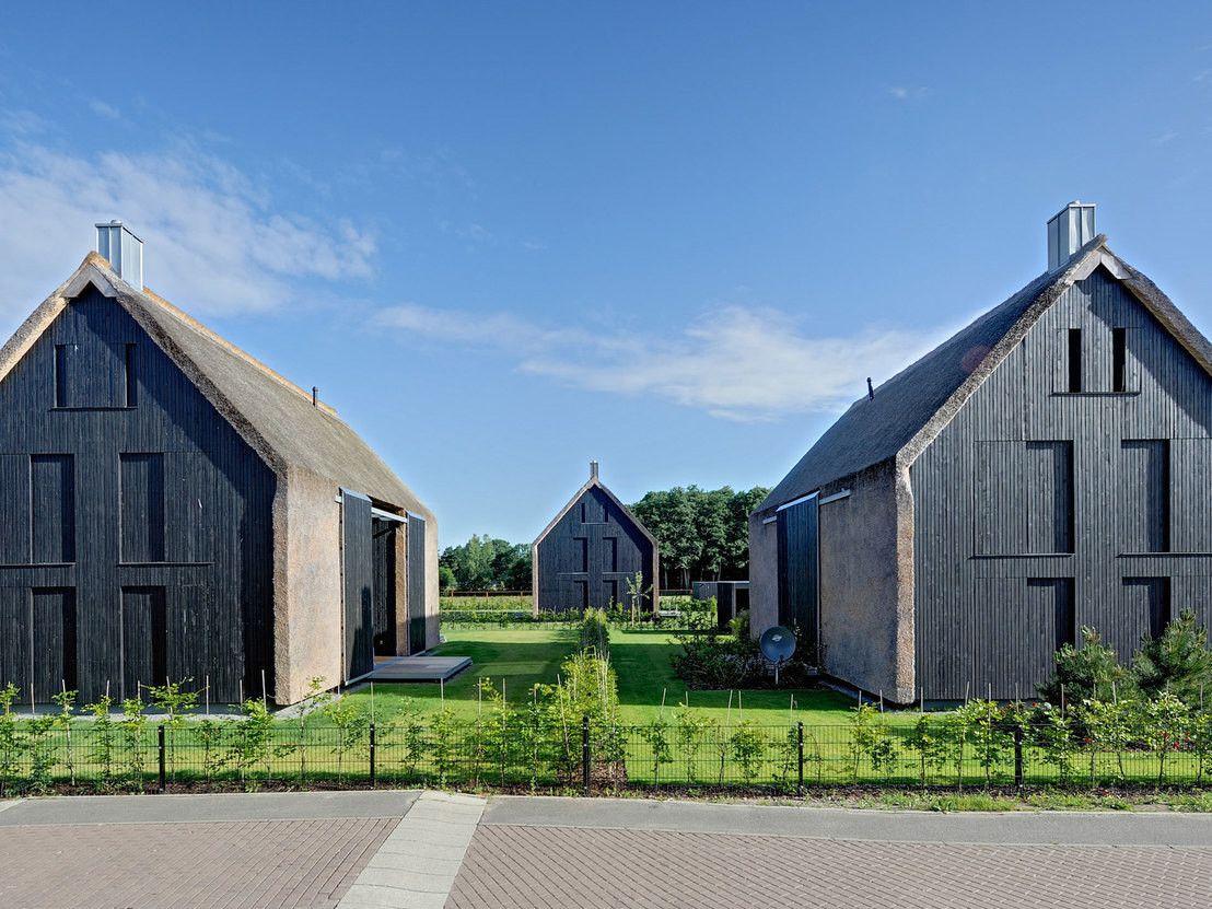 Reetdachhaus in Darß, MecklenburgVorpommern Moderne