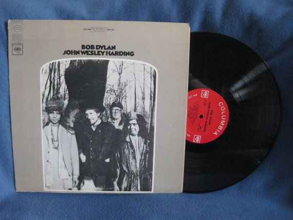 Your Place To Buy And Sell All Things Handmade Bob Dylan Vintage Bob Vinyl Sales