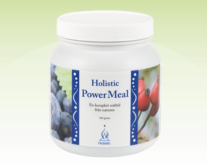 holistic power meal