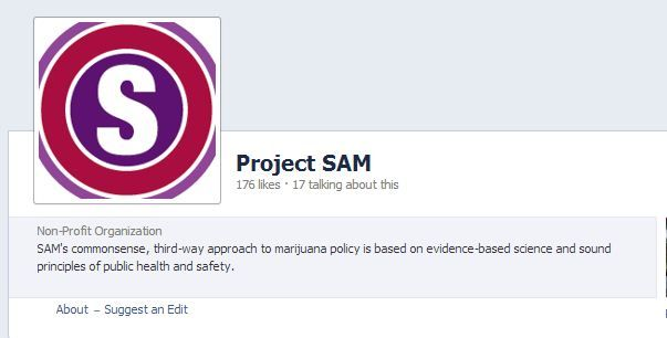 Project SAM - Facebook page