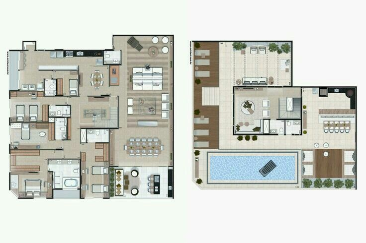 Imagem Por Laisa Lafontant Em House Plan Projetos De Casas