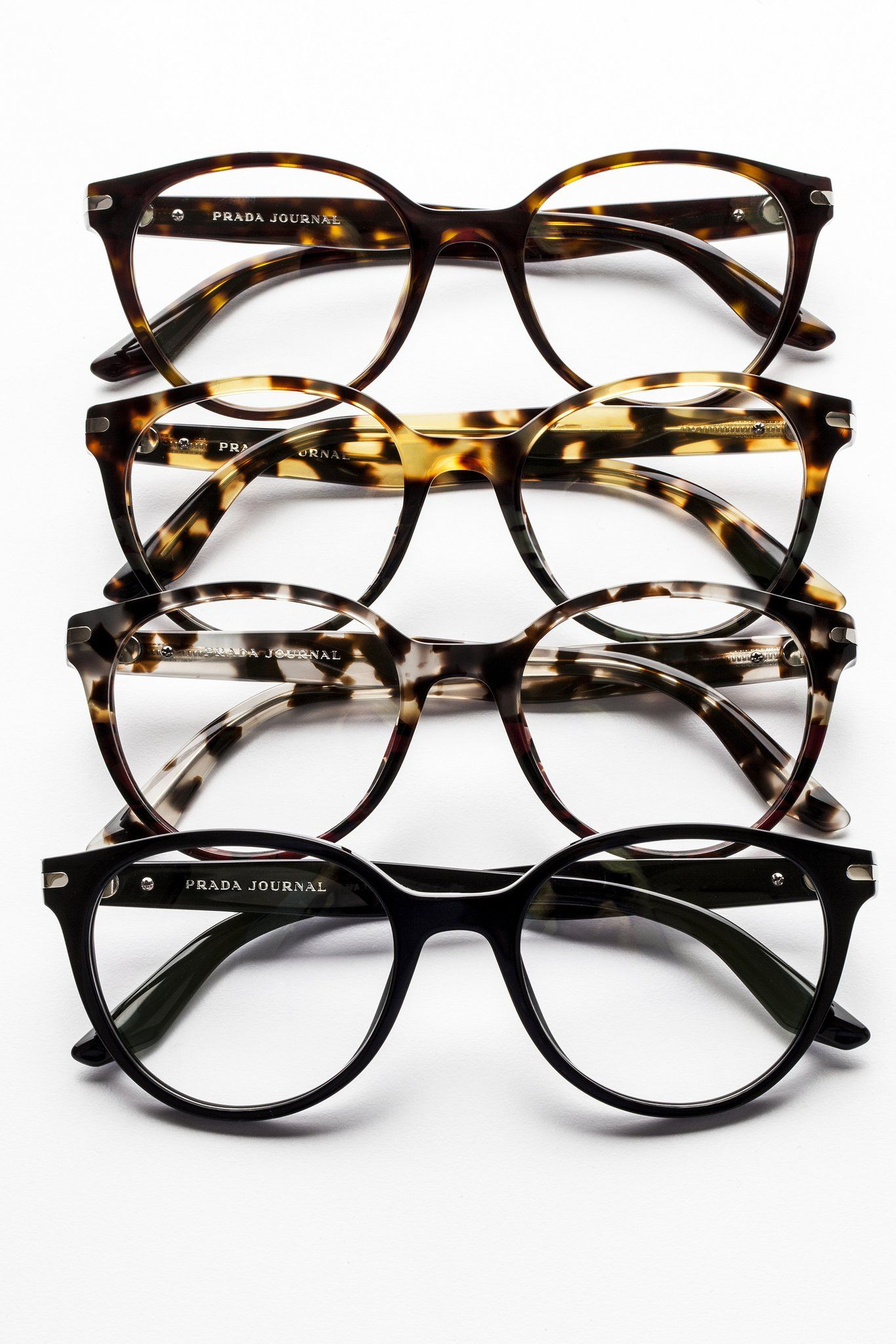 f0f47258e3 PRADA on | Accessories | Prada eyeglasses, Prada glasses frames, Glasses