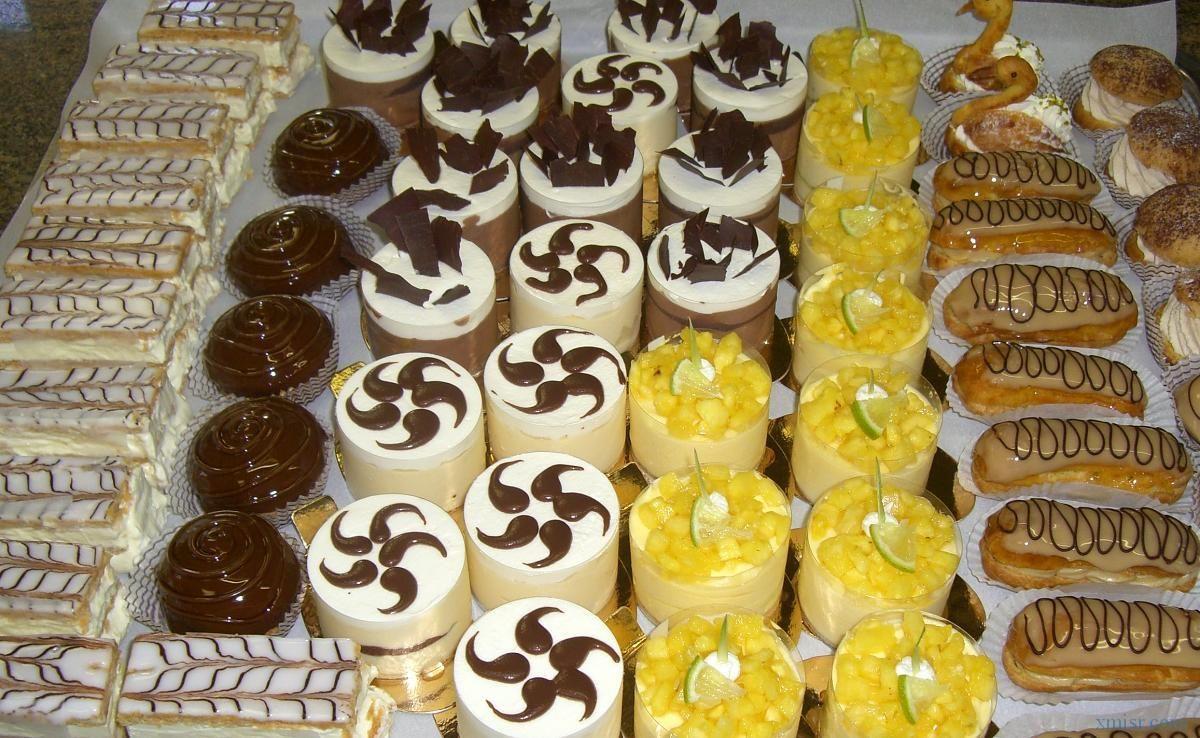 بالصور اجمل انواع الحلويات الغربية Desserts Food Best