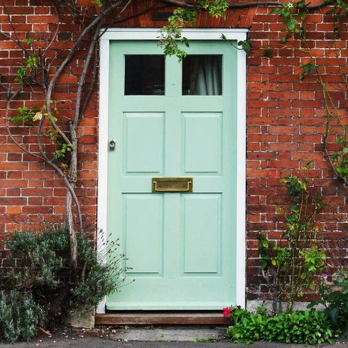 15 Stunning Front Doors In 2020 Painted Front Doors House Front Door Red Brick House