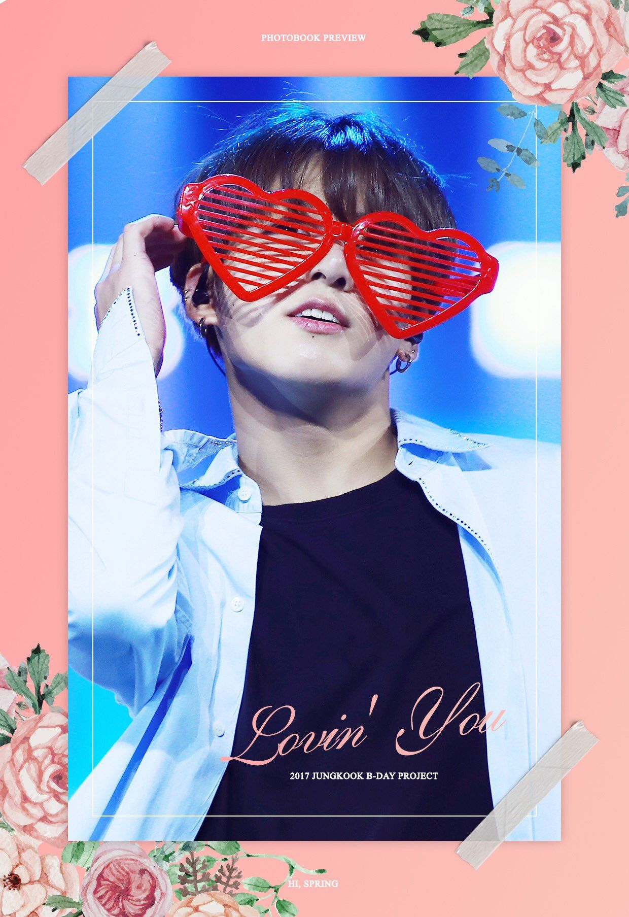 안녕,봄 on (With images) Jungkook, Photo book, Birthday