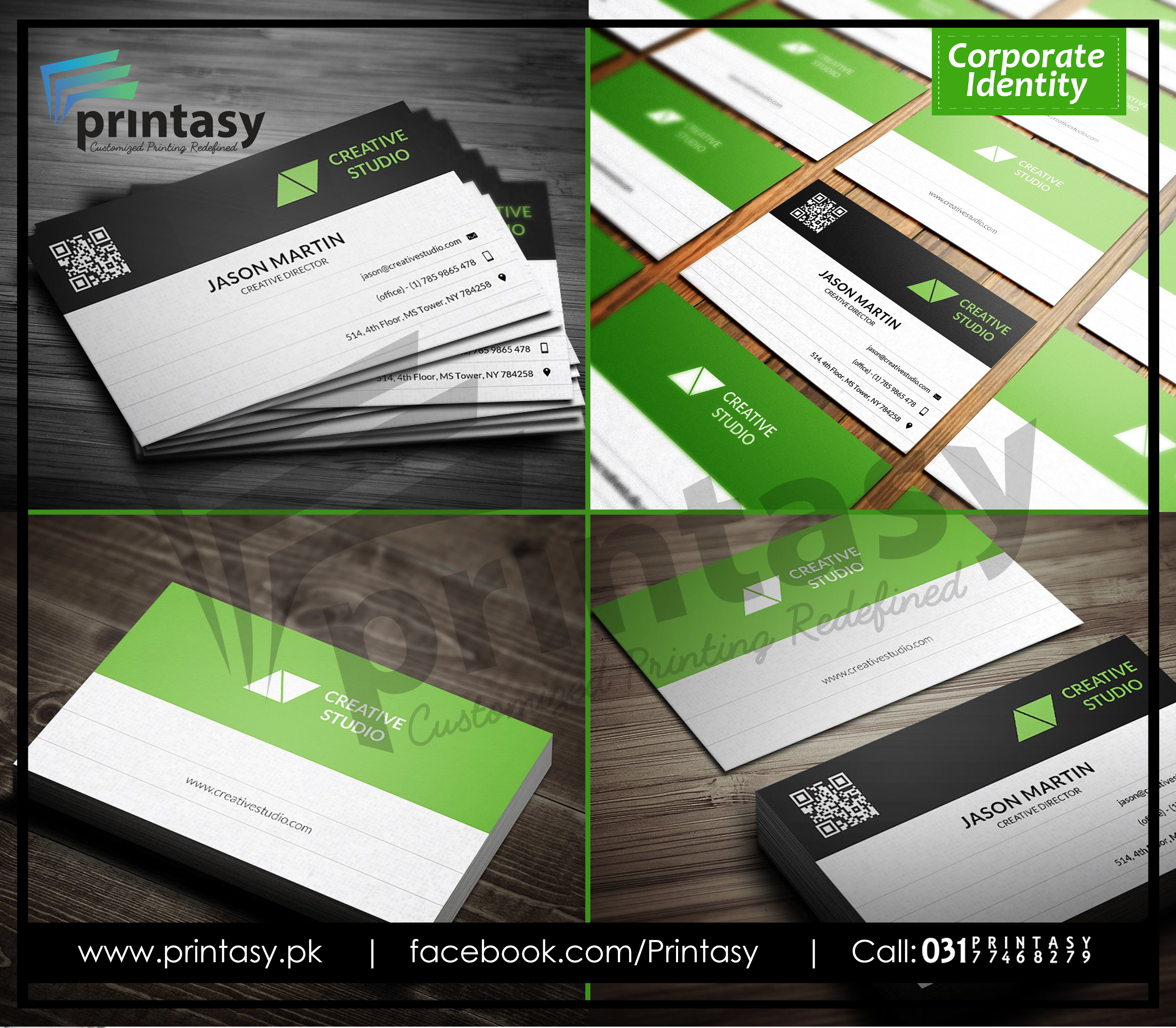 Make your Business Cards in very cheap rates For plete Details