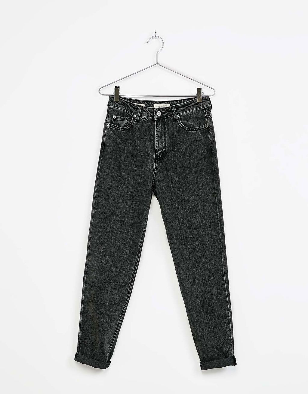 4749ad9d1b46 Mom fit' jeans hight waist | New Balance 1st | Jeans, Jeans fit, Fitness