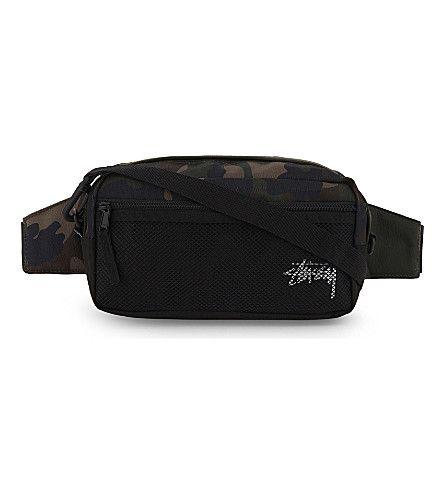 stussy bum bag