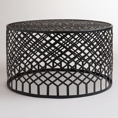 Black Landon Coffee Table Love This To Flip It Over And