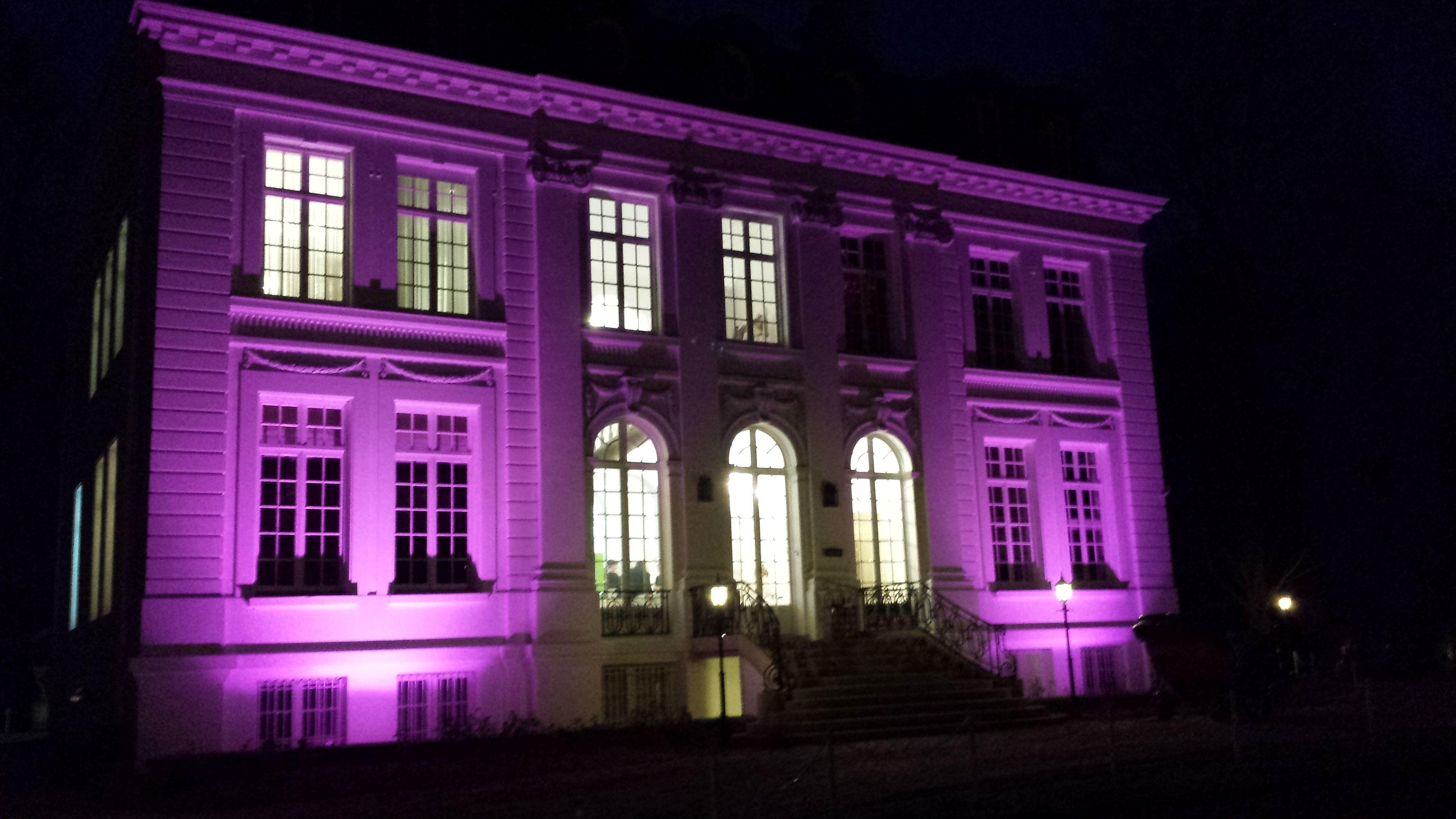 Le Château Blanc Olivier SINIC  lors du Salon du Mariage d'Exception organisé par le Printemps Lille au Château Blanc