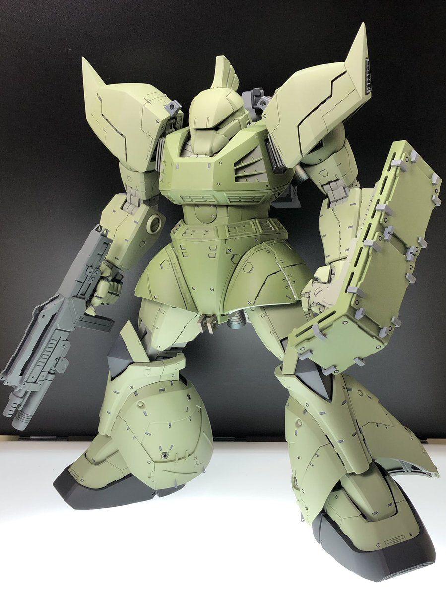 MS-14F Gelgoog Marine GUNPLA HGUC High Grade Gundam 1//144 BANDAI