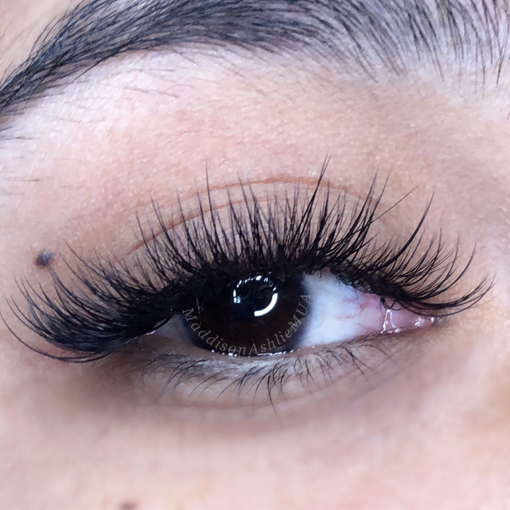 Hybrid Lash Extensions EyeLashesExtensions Eyelash