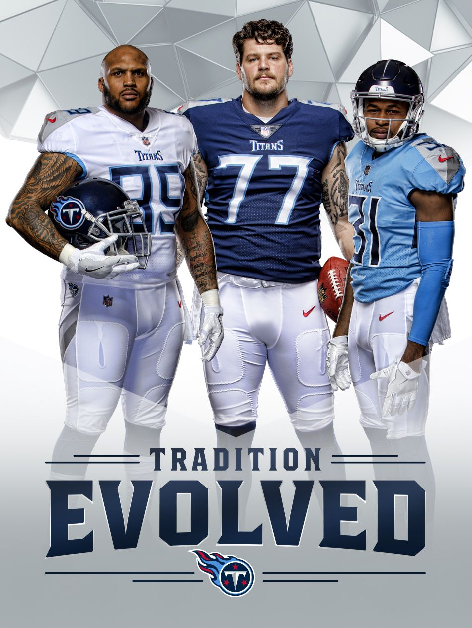 Tennessee Titans Tradition Evolved Tennessee Titans Titans Football Tennessee Titans Football