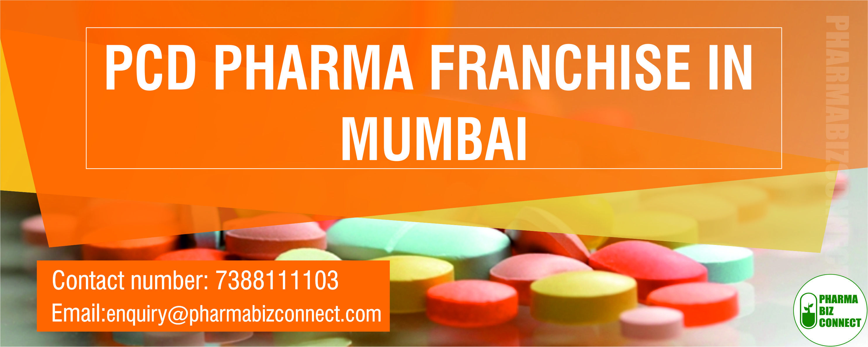 To get the information about PCD pharma Franchise companies