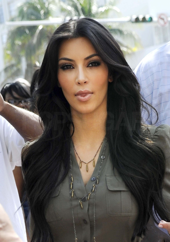 Kim Kardashian Without Makeup Buzzfeed Google Search Hair - Kim-k-without-makeup