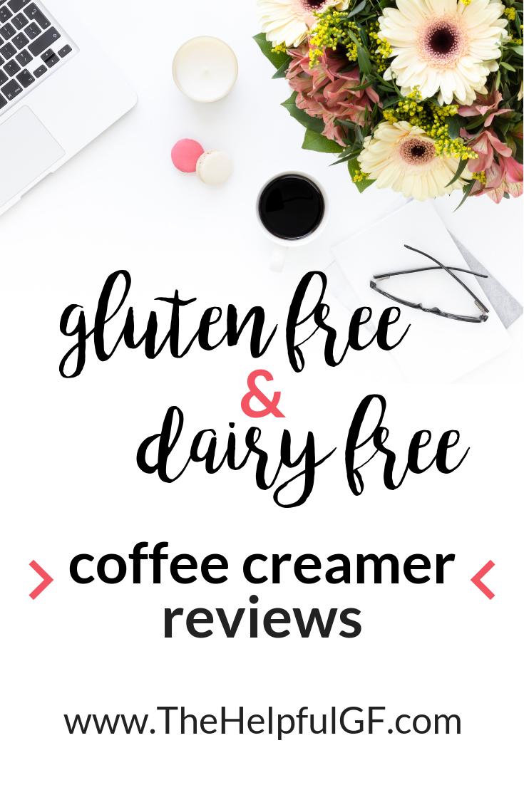 Top GlutenFree DairyFree Coffee Creamers NutPods vs