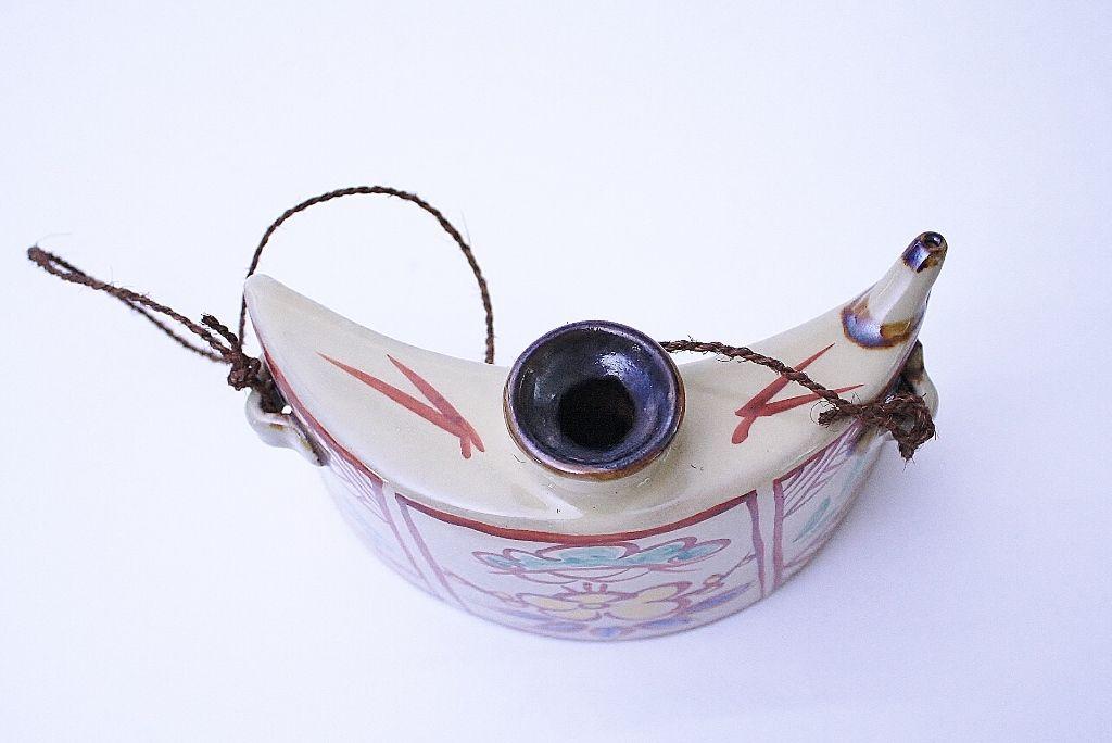 オンラインショップ「赤絵抱瓶」(壺屋焼) | 伝統工芸 青山スクエア