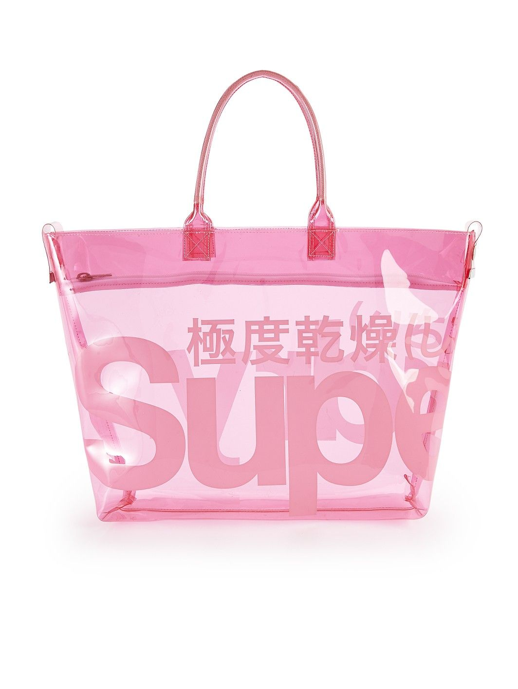 Superdry Jelly Tote Bag Littlewoods