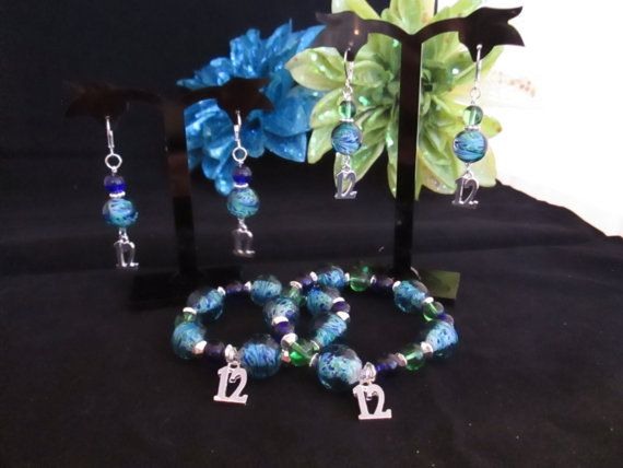**Don't forget to order your Hawks Inspired 12th Woman Earrings and/or Bracelet by NanaKDesigns**