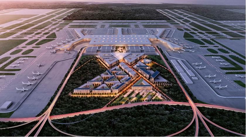 Officially Istanbul New Airport Ready To Become World S Busiest Istanbul New Airport Istanbul Airport Istanbul