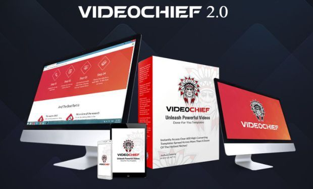Video Chief 2 0 The Ultimate Video Marketing Templates By Joshua Zamora Review The Largest Li Video Marketing Marketing Resources Internet Marketing Software